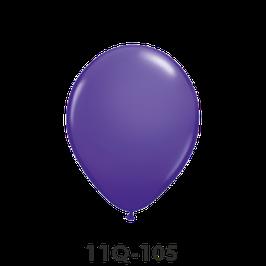 Qualatex-Rundballons purple violet