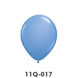 Qualatex-Rundballons periwinkle