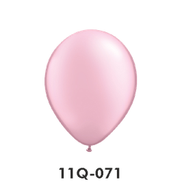 Qualatex-Rundballons Perl pink
