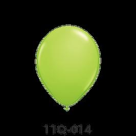 Qualatex-Rundballons lindgrün