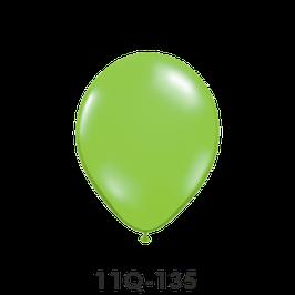Qualatex-Rundballons Transparent lime