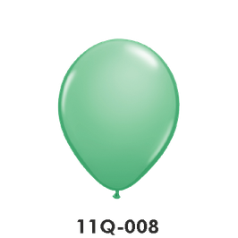Qualatex-Rundballons wintergrün
