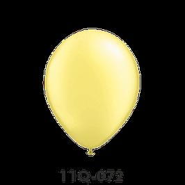 Qualatex-Rundballons Perl Zitrone