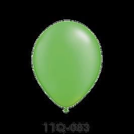 Qualatex-Rundballons Perl Lindgrün