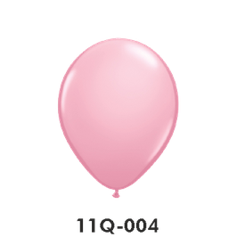 Qualatex-Rundballons pink
