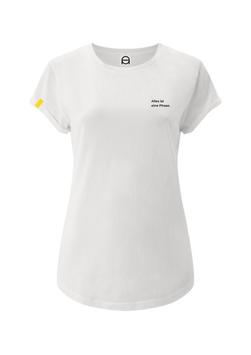 T-Shirt für deine Phasen - weiß