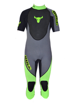 Wetsuit Green