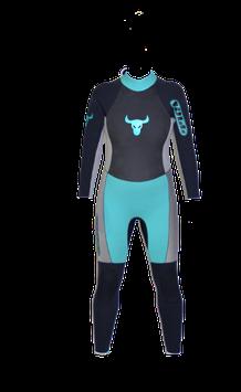 Wetsuit Blue