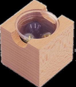 cuboro Murmeln 6 x  halkaisija 17 mm