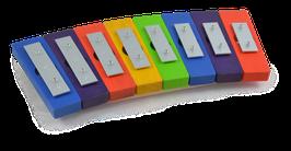 Pentatonisches Glockenspiel Regenbogen
