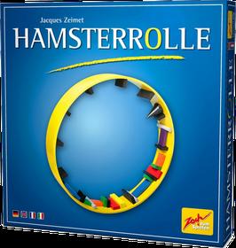 Hamsterrolle - Juoksupyörä