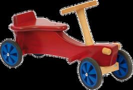 Traktori, punainen