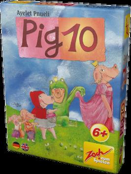 Pig 10 - Sikakymppi