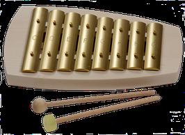 Glockenspiel diatonisch 8 Töne