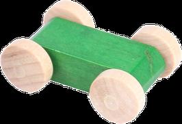 Auto, vihreä
