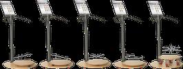 Pedalo® 5 S - Koordinationsparcours (5 Stationen)