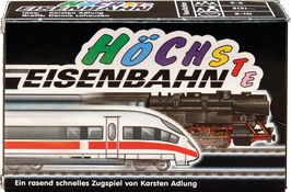Höchste Eisenbahn - Kaaosta ratapihalla