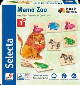 Memo Zoo - eläintarha muistipeli