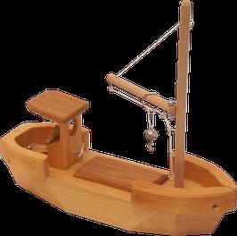 10.10.01 Laiva, puunvärinen