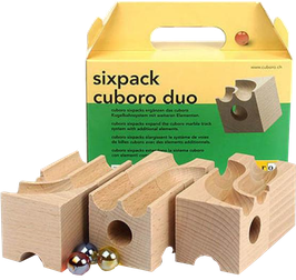 cuboro sixpack duo