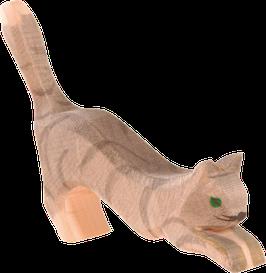 hyppäävä Kissa
