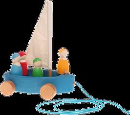 Vene, 4 merimiehellä