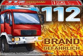 112 Brandgefährlich