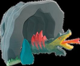 Lohikäärmeen luola (ilman lohikäärme)
