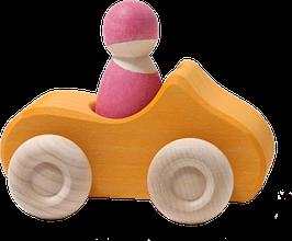 Avoauto 1 keltainen