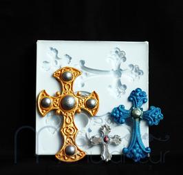 Gothische Kreuze