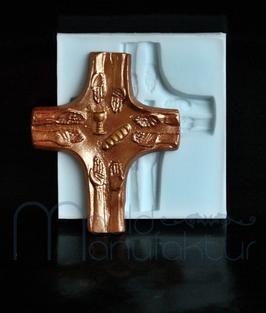 """Kreuz """"Reich mir die Hände"""""""