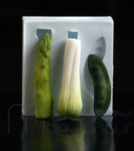 Gemüse (Spargel, Zuckerschote,Sellerie)