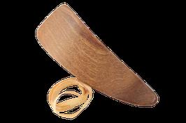 Haarspange / mini / 40mm / Ulmenholz