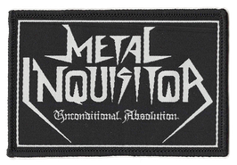 Patch 'Metal Inquisitor'