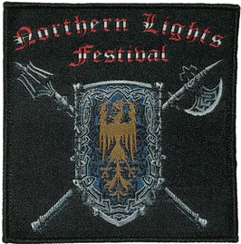 Patch 'Northern Lights Festival'