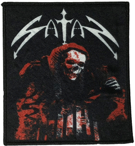 Patch 'SATAN Album'