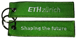 Keychain 'ETH Zürich' green