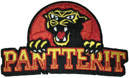 Patch 'Pantterit'