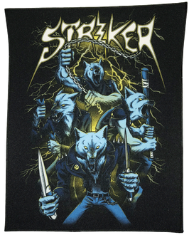 Backpatch 'Striker'