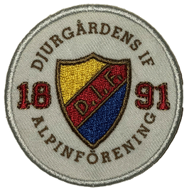 Patch 'Djugårdens'
