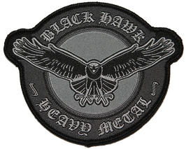 Patch 'Black Hawk' round