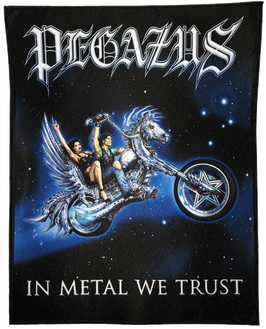 Backpatch 'Pegazus'