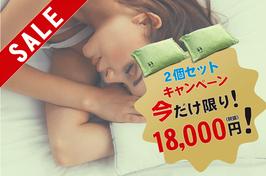 キャンペーン「龍馬の夢枕」2個セット