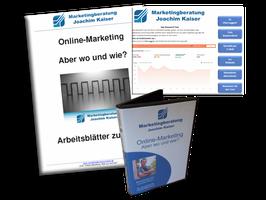 Online-Marketing! – Aber wo und wie?