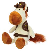 Plüschpferd Sheriff