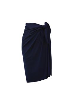 Sarong dark blue