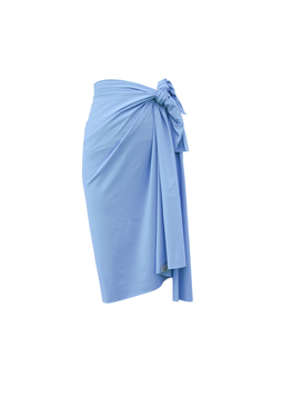 Sarong light blue