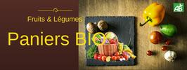 PANIER FRUITS & LEGUMES BIO
