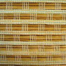 "Bambus Tapete ""Akito"",  beige"
