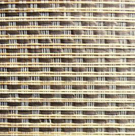 "Bambus Tapete ""Amaya"", braun beige"